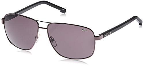 screw detail metal sunglasses - 3