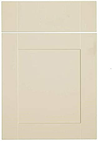 Matt Cream Replacement Kitchen Unit Cupboard Door Compatible With Howdens Burford 717mm X 397mm Amazon Co Uk Kitchen Home