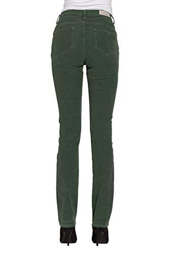 38 Pantalones Jeans Mujer Carrera Terciopelo Es Para Liso Color PRzxq