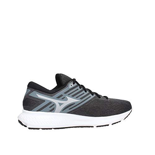 2 De Ezrun Hombre Running Mizuno Para Noir Zapatillas Lx gris RqEdKwI