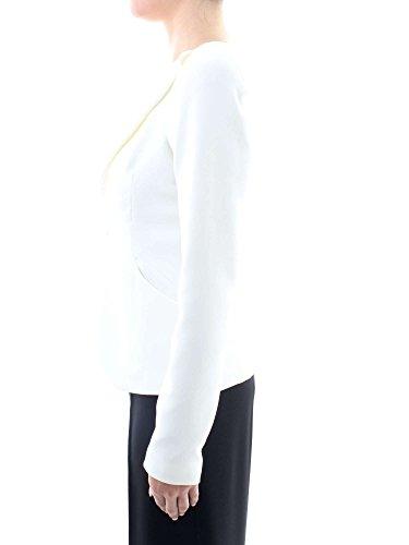 Donna Giacche Bianco Pmng00092 Mangano 0006 qptTX