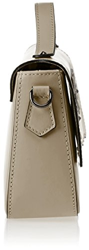 Bolso Beige taupe Mano Mujer De Chicca 1543 Borse Taupe q6xwnFz7