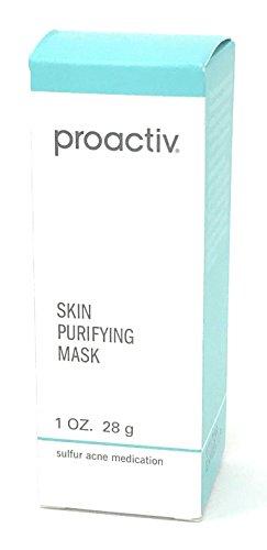 (Proactive Purifying Mask (Sulfur Acne Meds) - 1oz / 28g - Fresh / Sealed - Exp 2019)