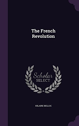 book cover of The French Revolution