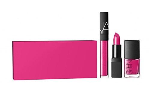 Nars Climax Lip and Nail Set: Schiap Lipstick + Schiap Lip G