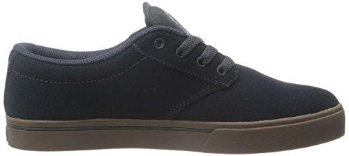 EtniesJAMESON 2 ECO - Zapatillas de Skateboard Hombre Azul - Blue (Navy/Navy/Gum 464)