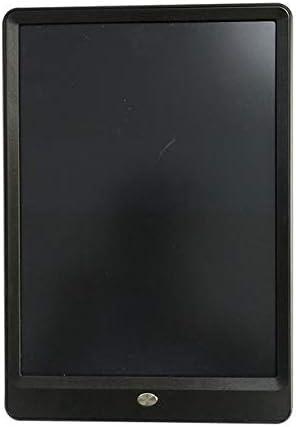 塗装用具 Lcdライティングタブレットグラフィックスタブレット軽いおもちゃで描く10インチの子供用画板LCD手書き板落書き製図板LCD製図板電子製図板学生 (色 : ブラック)
