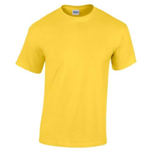 Gildan Kids Heavy Cotton Short Sleeve T Shirt Daisy 5=S