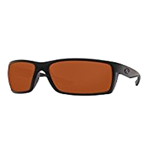 Costa Del Mar RFT01OCP Reefton Sunglass, Blackout - Del Mar Costa Reefton