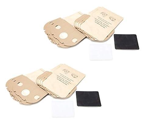 DREHFLEX - sb826 - 2 - 20 Bolsas de aspiradora de papel para ...