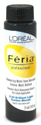 loreal-feria-color-930-24-oz-brilliant-light-golden-blonde-case-of-6