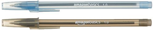 AmazonBasics Ballpoint Pens 1 0mm Pack