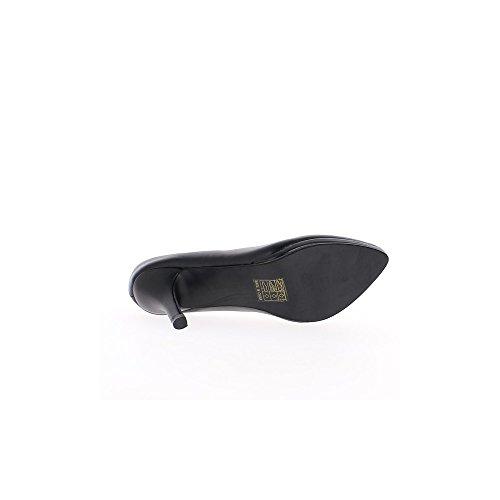 Escarpins femme noirs talon de 8,5cm pointus