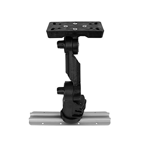 Yakattack Fish Finder Mount W/LockNLoad Mounting System, Helix Series, 4