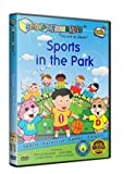 #1 Preschool Learning DVD Series : Snapatoonies - Episode 11: Sports in the Park :: Bridging the Word Gap - Early Language Development System - Rich Vocabulary and Positive Reinforcement for Baby, Toddler and Children Under 5 - Award Winning Educational DVD - 23 Minute Lightly Animated with Mixed Media Covers Sports, Excercise, Games, Reading, Colours and Counting. Great Resources for 1, 2, and 3 Year Old Kids.