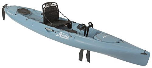2018 Hobie Mirage Revolution 13 Pedal Kayak (Slate Blue)