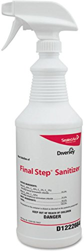 DVOD1222664 - Diversey Final Step Sanitizer Spray ()