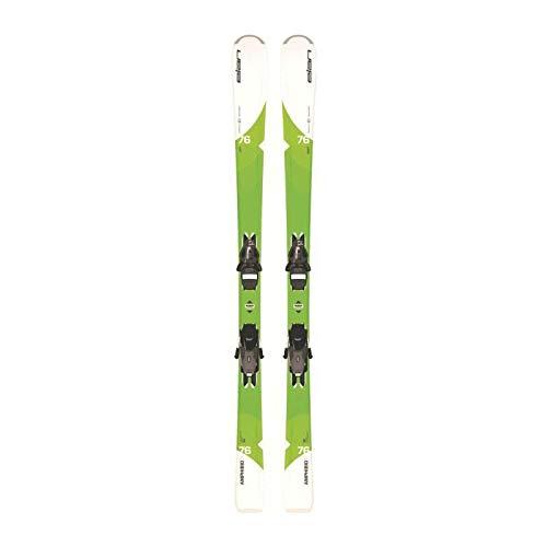 Elan Ski Amphibio 76 Ti PS EL 11.0 – Herren – Grün und Weiß 176 cm