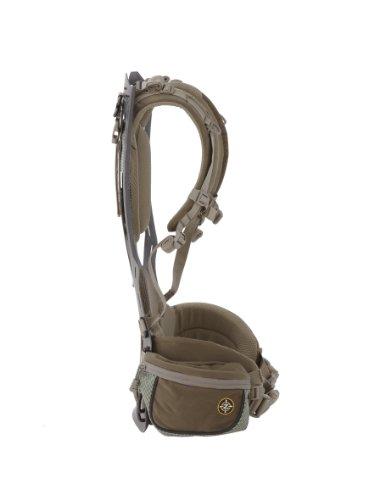 amazoncom tenzing cf i3 carbon fiber frame pack system hunting backpack sports outdoors