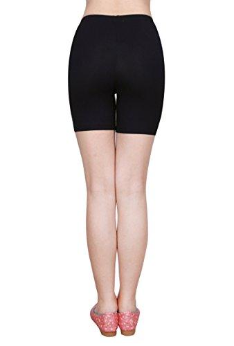 9ac00b86bdf3b2 IRELIA 3 Pack Cotton Girls Bike Shorts Soft Underwear for Summer Size 6-16