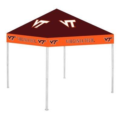 Rivalry NCAA Virginia Tech Hokies Canopy