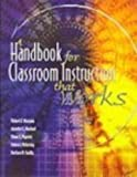 img - for Handbook for Classroom Instruction That Works book / textbook / text book