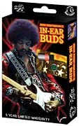 Jimi Hendrix – In-Ear Buds peace