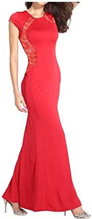 Fg Polyester Special Occasion Dress For Women
