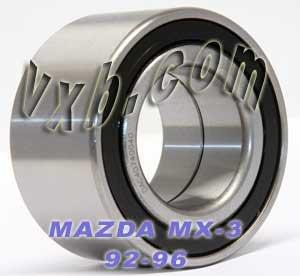 MAZDA MX-3 Auto/Car Wheel Ball Bearing 1992-1996 Ball Bearings
