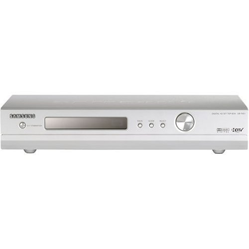 Samsung Analog Tv (Samsung SIR-T451 High Definition Terrestrial Tuner)