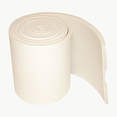 Foam Padding (Jaybird & Mais 30/31 Adhesive Foam: 1/4 in. thick x 5 in. x 6 ft. (White))