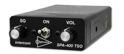 Sigtronics SPA400N 4-Place Intercom for High Noise Environment