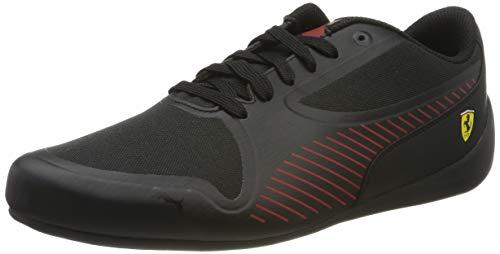 Puma Unisex Adults' SF Drift Cat 7 Ultra Low-Top Sneakers Black-Rosso Corsa, 11 UK ()