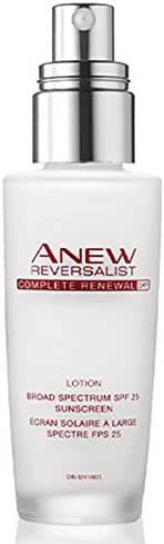 Avon Anew Reversalist Complete Renewal Day Lotion SPF 25