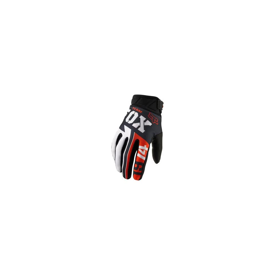 Fox Racing 360 Gloves Covert White/Black 2012