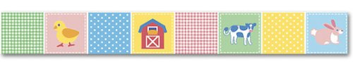 - Country Baby Wall Border By Olive Kids