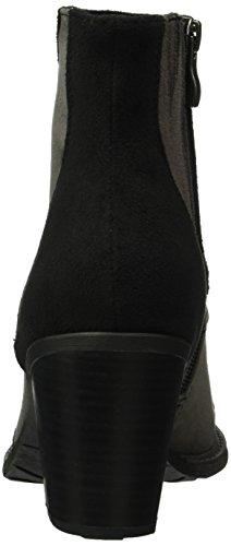 Marco Tozzi 25052, Botines para Mujer Negro (BLACK COMB 098)
