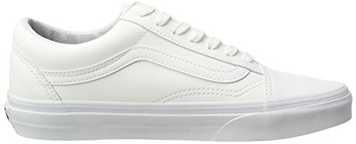 Vans Männer Old Skool Core Classics (Klassisches Tumble) True White \ t
