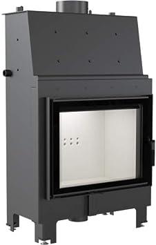 Kratki MBA - Chimenea (17 kW, con puerta corredera): Amazon.es: Bricolaje y herramientas