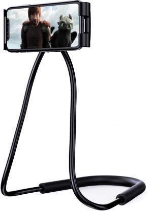 SBA NL 004 |Lazy Neck| Mobile Phone Stand, 360 Degree/Flexible Phone Holder/and Support All Mobiles Phone.