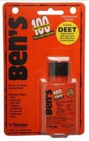 Ben's 100 Deet Max Formula Tick & Insect Repellent - 1.25 oz spray (case of - Deet Formula