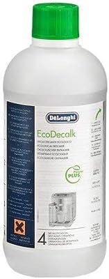 Delonghi Ecodecalk - Líquido descalcificador universal, cafeteras ...