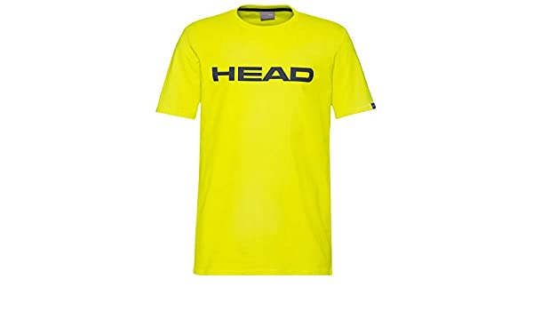 Head Camiseta Club Ivan Amarillo Negro: Amazon.es: Deportes y aire ...