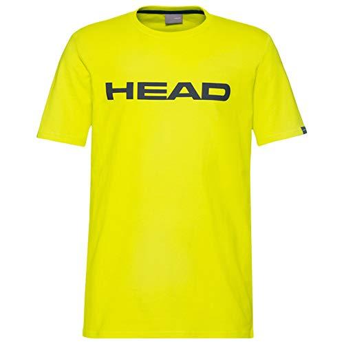 Head Camiseta Club Ivan Amarillo Negro: Amazon.es: Deportes y aire ...