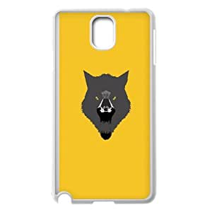 The Wolf Of Wall Street Artwork Poster Samsung Galaxy Note 3 Cell Phone Case White DIY Gift xxy002_5192742