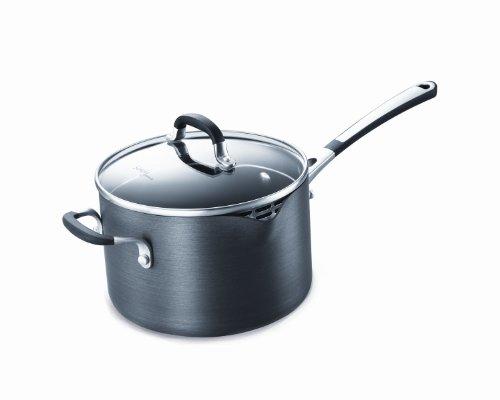 Simply Calphalon Nonstick 4-Quart Saucepan