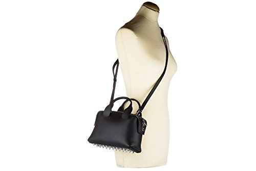 Alexander Wang sac à main femme en cuir rogue small noir