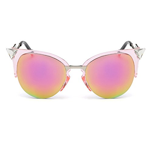 LOMOL 2016 New Europe and America Womens Fashion UV Protection Cateye - Sunglasses Uk Promotional