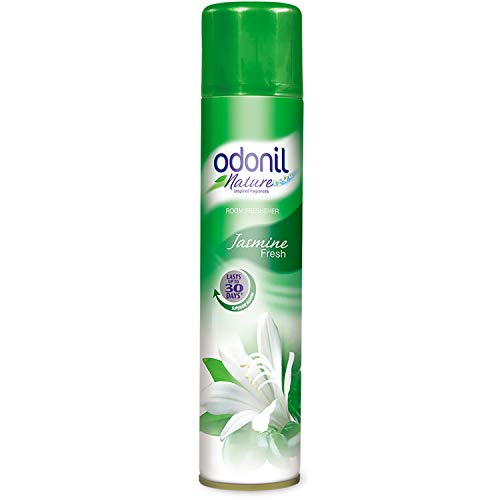Odonil Room Spray Home Freshener, Jasmine – 550 g