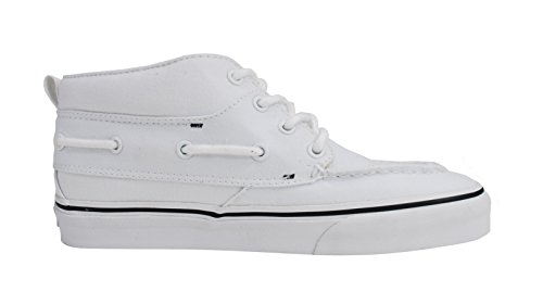 Vans Unisex Shoes Chuckka Del Barco True White Sneakers flvELRXI2L